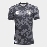 3dd2062c64 Camisa Santos Masculina no Mercado Livre Brasil