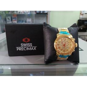 f52ff769975 Relógio Swiss Precimax Sp12014 - Relógios no Mercado Livre Brasil