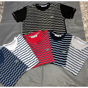 49996760e9d80 Lacoste 3d - Camisetas e Blusas no Mercado Livre Brasil