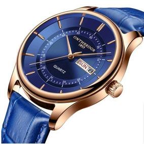 fd8b1380cba Relogio Tissot 1853 Azul - Relógios De Pulso no Mercado Livre Brasil