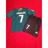 Camisetas de Clubes Españoles Real Madrid Niños en Mercado Libre Chile c6b45b651b250