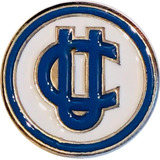 Pin Universidad Catolica Pin Metalico 1925-1927 Los Cruzados