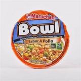 Sopa Maruchan, Bowl, Sabor Pollo Con Chile Habanero