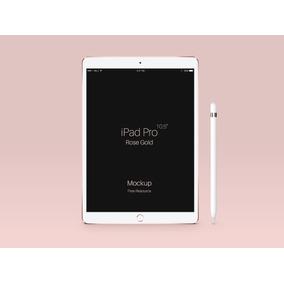 Ipad Pro 512gb Wifi + Celular - Rose Mpmh2cl Tela 10.5