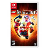 Lego Los Increíbles - Nintendo Switch