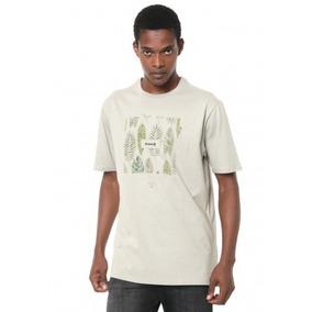 f3e9075864e20 Camiseta Hurley Cast Away Verde