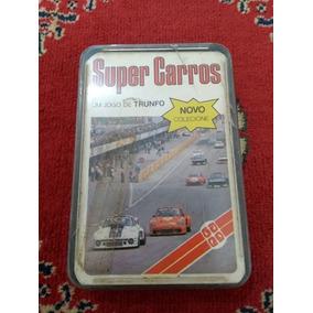 Super Trunfo Da Grow Super Carros Anos 80