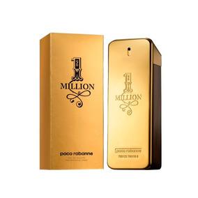 Perfume Importado Paco Rabanne One Million Men X 100 Ml Edt