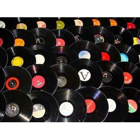 52 Discos De Vinil Artesanato Decoração Lps