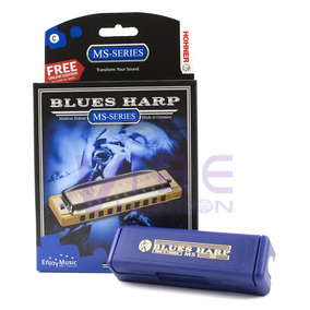 Armónica Hohner Blues Harp Ms-series