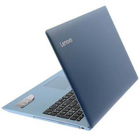 Notebook Ideapad Dual Core 1tb 4gb Led 15 Dvdrw W10 Azul