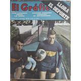 El Grafico 2542 Boca Juniors Tragedia En La Puerta 12