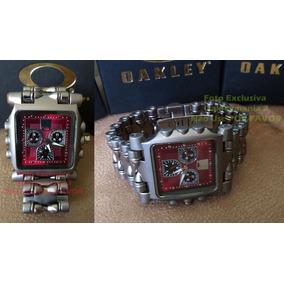 fdaa7d0d4b8 Relogio Tank Da Oakley Fundo Branco+fretes Grátis - Relógios De ...