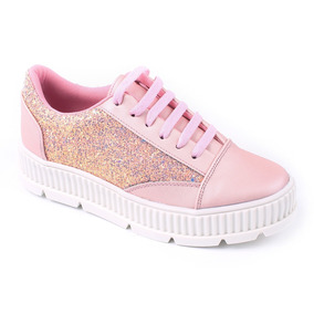 Calzado Para Dama Gösh F028-rosa