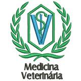 Matriz De Bordado Simbolo Medicina Veterinária