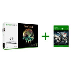 Consola Xbox One S 1tb Sea Of Thieves Nueva Y Sellada