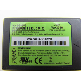Batería Psion Wa3010, 4400mah Battery + Tapa