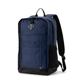 Mochila Puma Backpack 27l 07558102 - 1 - Marinho