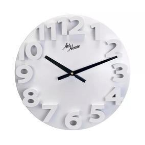 b68a575f97c Relogio De Parede 30 Cm Diametro - Relógios no Mercado Livre Brasil