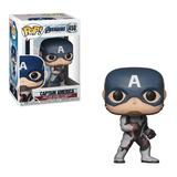 Funko Pop Capitan America 450 Avengers Endgame Baloo Toys