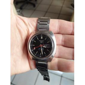 Reloj Seiko Sports Automático Con Calendario