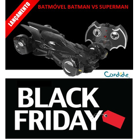 Batmovel Batman Vs Superman 7 Funcões - Candide 9615