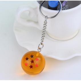 Chaveiro Esfera Do Dragão Dragon Ball Z 7 Estrelas