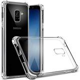 Forro Clear Esq. Reforzada Samsung J4 J4 Plus J6 J6+ J7 J8
