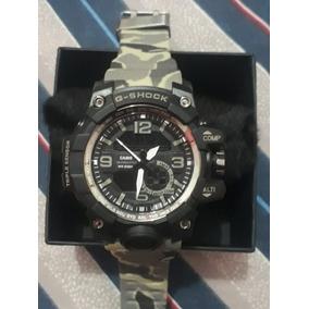 2a0ec31b80b Relogio G Shock Exército Americano - Relógio Casio Masculino no ...