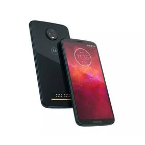 Motorola Moto Z3 Play Dual 6p 64+4ram 12+5mpx + 8mpx Nuevo