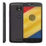 Celular Moto C 8gb Xt1750 Dual Sim - Preto