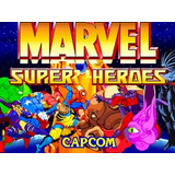 Marvel Super Heroes Para Pc 100%funcional ¡leer Descripción!