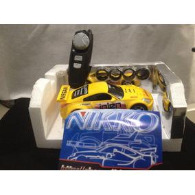Carrinho De Controle Remoto Nissan 350z 1:24 Marca Nikko