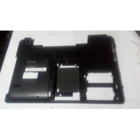 Carcaça Dase Inferior Para Notebook Samsung Np270e4e