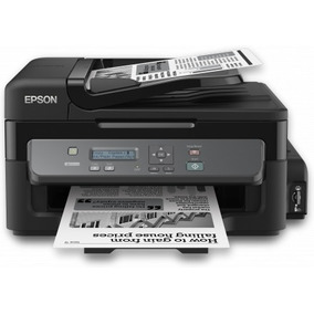 Multifuncional Epson Workforce M200 Ecotank Preto E Branco