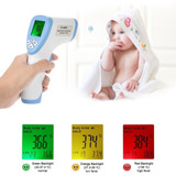 Termometro Digital Para Bebes Adultos Infrarojo Sin Contacto