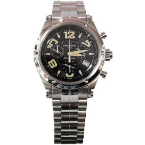 Reloj Nivada Swiss Moonmaster Ng3005gacnna Chrono Caballero