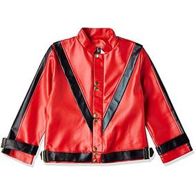 Disfraz Michael Jackson Thriller Para Niños - Disfraces en Mercado ... c8cb7fb2797c