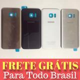 Tampa Traseira Samsung Galaxy S7 Edge Sm-g935f G935md G935