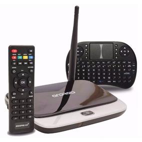 Tv Box Android Quad Core Wifi Kitkat,gratis Mini Teclado