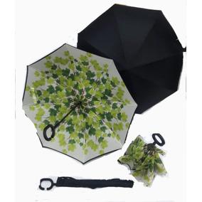 Sombrilla Paraguas Para Carro