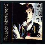 Ricardo Montaner - Ricardo Montaner 2 / Cd Excelente Estado