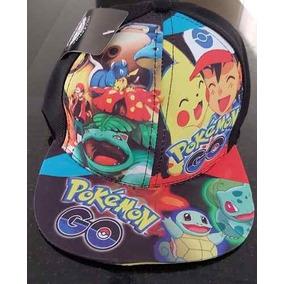 Boné Infantil Aba Reta Snapback Pikachu Carros Super Homem e69a780f8ae
