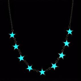 Collar De Estrellas Fluorescente, Fantasía