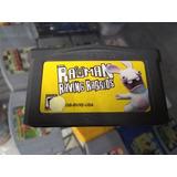 Juego Gameboy Advanced Usado Rayman Raving Rabbids