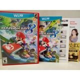 Mario Kart 8 Wii U Nintendo Original Americano