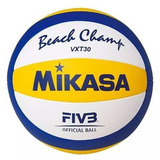 Bola De Vôlei De Praia Vxt30 Beach Mikasa