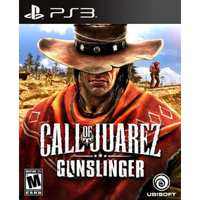 Call Of Juarez: Gunslinger- Ps3 - Mídia Digital