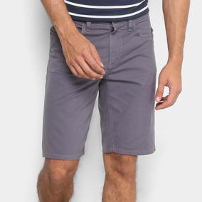 60b3a2340 Bermuda Sarja Hang Loose Walk 5 Pockets Masculina