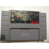 Street Fighter Alpha 2 Juego De Super Nintendo Snes